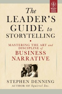 Leaders Guide to Storytelling
