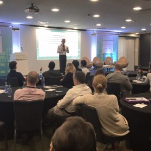 Data Insight Leaders 2017 Day Two